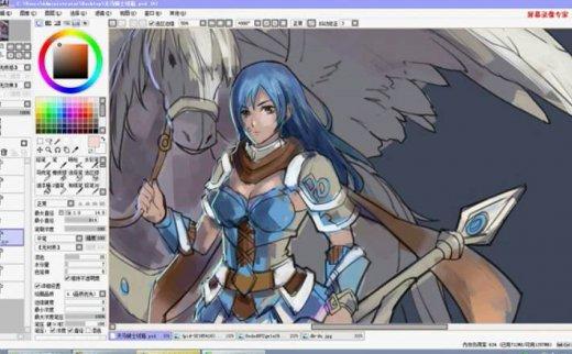 游戏原画教程插画教程手绘教程漫画教程(2020/4/7)