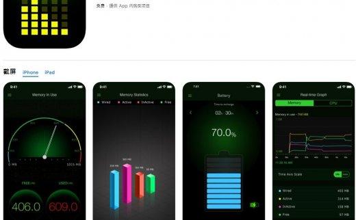 System Activity Monitors:¥6→0【iOS限免App精选】