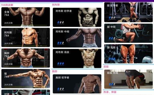 Workout Pro 去广告专业版:健身减脂必备软件,自带用餐计划及支持自定义训练计划