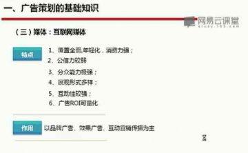 某易云课堂:零基础30天学会广告策划(2020/9/23)