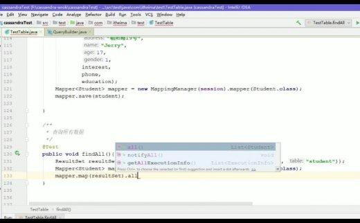 NoSQL数据库系统-Cassandra分布式结构化数据存储(2021/4/27)